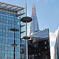Focus On The Shard London by Gill Billington