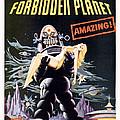 Forbidden Planet  by Silver Screen