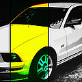 Ford Mustang Gt by Aurelio Zucco