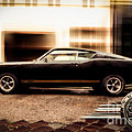 Ford Torino G.t.390 by Hannes Cmarits