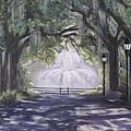 Forsythe Park by Roberta Rotunda