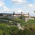 Fortress Marienberg - Wuerzburg - Germany by Christiane Schulze Art And Photography