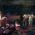 Foundry, 18th Century by Granger