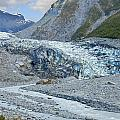 Fox Glacier by Alexey Stiop