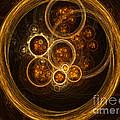 Fractal Flames by Scott Camazine