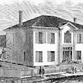 Freedmen School, 1867 by Granger