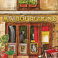 French Storefront 1 by Debbie DeWitt