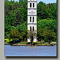 Furman Tower by Larry Bishop