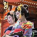 Geishas Senso Ji by For Ninety One Days