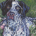 German Shorthaired Pointer by Lee Ann Shepard