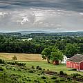 Gettysburg Barn by Pat Scanlon