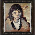Girl by Ivan Filchev