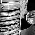 Gmc Truck Grille Emblem by Jill Reger