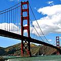 Golden Gate Bridge by Jay Milo