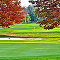 Golf Course Beauty by Frozen in Time Fine Art Photography