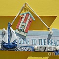 Gone To The Beach by Wendy Wilton