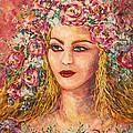 Good Fortune Goddess by Natalie Holland