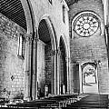 Gothic Monastery by Ernesto Santos