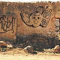 Graffiti by Dave Byrne