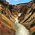 Grand Canyon Of Yellowstone by Jemmy Archer