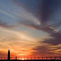Grand Haven Lighthouse by Adam Romanowicz