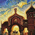 Great Gate Of Kiev by Raffi Jacobian