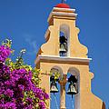 Greek Church Bells by Brian Jannsen