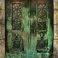 Green Doors by Gothicrow Images