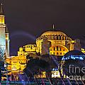 Hagia Sophia Istanbul by Sophie McAulay