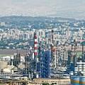 Haifa Petrochemical Plant by Photostock-israel/science Photo Library
