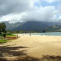 Hanalei Bay by Melinda Baugh