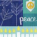 Hanukkah Peace by Linda Woods