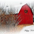 Happy Holidays by Terri Gostola
