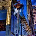 Hard Rock Cafe - Seattle by David Patterson