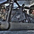 Hdr Image Of Pilots Equipped by Terry Moore