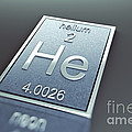 Helium Chemical Element by Science Picture Co