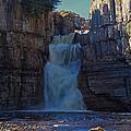 High Force Waterfall by David Pringle