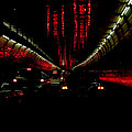 Holland Tunnel Lights by Larry Jost