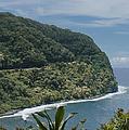 Honomanu - Highway To Heaven - Road To Hana Maui Hawaii by Sharon Mau