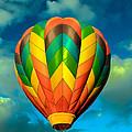 Hot Air Balloon by Robert Bales
