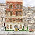 Hotel Washington Square by AFineLyne