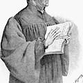 Huldreich Zwingli (1484-1531) by Granger