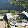 Husky Stadium At The University by Andrew Buchanan/SLP