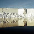 Iceberg Ross Sea Antarctica by Carole-Anne Fooks