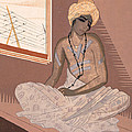 Illustration For Kim By Rudyard Kipling by Francois-Louis Schmied