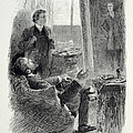 Illustration From The Picture Of Dorian by Paul Thiriat