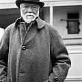 Industrialist Andrew Carnegie by Underwood Archives