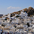 Ios Town by George Atsametakis