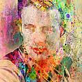 James Dean by Mark Ashkenazi