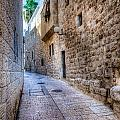 Jerusalem Street by Alexey Stiop